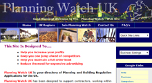 Planning Watch UK